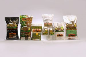 Custom Food Plot Seed by Real World WildLife Products