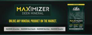 Maximizer deer mineral brochure picture