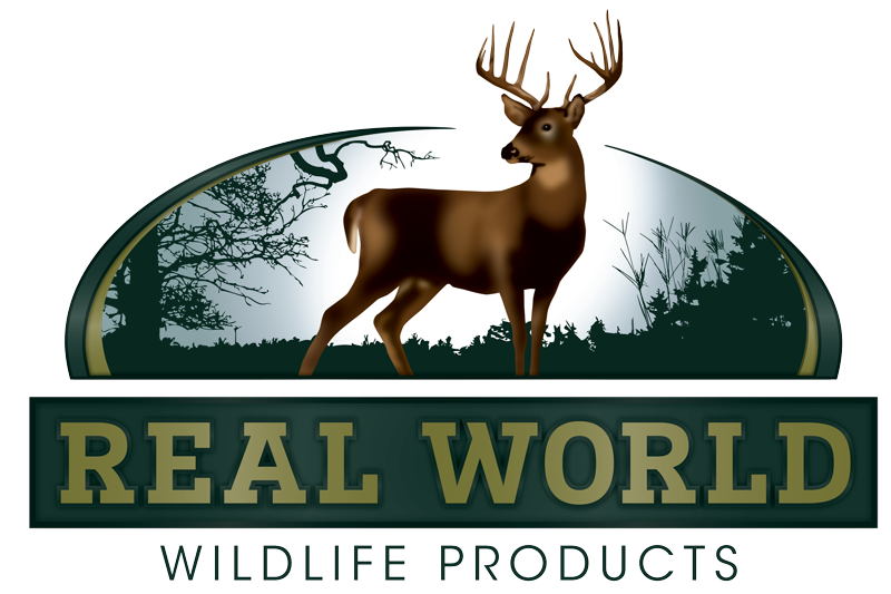 Real World Wildlife Products Food Plots Seed Logo